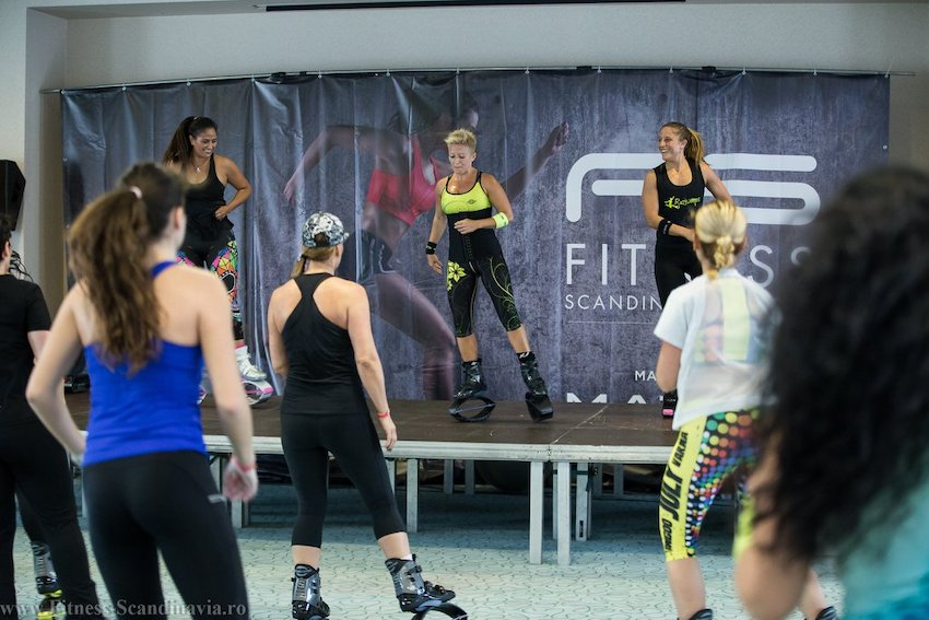 eveniment fitness bucuresti